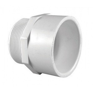 1/2 in. Schedule 40 PVC Male Adapter
